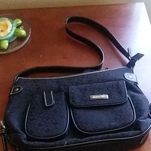 Rosetti black purse and wallet